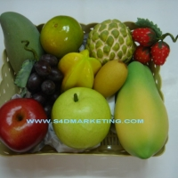 ชุดผลไม้ 10 อย่าง