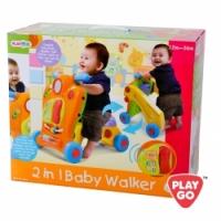รถกิจกรรมหัดเดินสำหรับเด็ก 2 in 1 Baby Walker