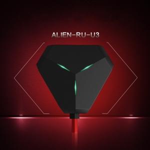Remax Aliens 3 USB Ports Universal Hub+OTG RU-U3 ถ่ายโอนข้อมูลสำหรับ Smartphone