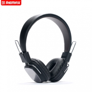 หูฟังครอบหู สเตริโอ REMAX RM-100H Stereo headphone - Black สีดำ