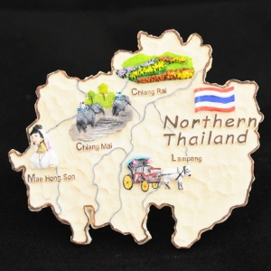 ภาคเหนือ ประเทศไทย Northern Thailand