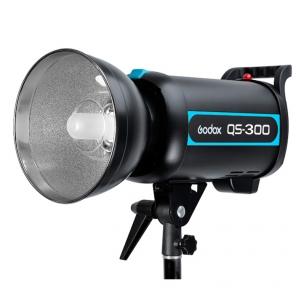 Godox QS600 600Ws Professional Photo Studio Strobe Flash Light แฟลชสตูดิโอ ไฟสตูดิโอ bowen mount