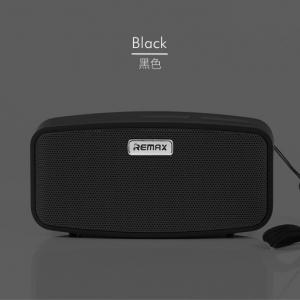 ลำโพงบลูทูธ Remax RB-M1 Sushi bluetooth speaker - Black ดำ