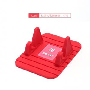 แท่นวางโทรศัพท์ในรถ Remax Fairy - Red สีแดง