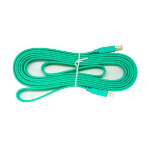 สาย HDMI version 1.4a Hi-Speed - 3 เมตร - สีเขียว