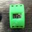 Watch Green (ตัวเรือนนาฬิกาข้อมือสีเขียว แบบตัวเลข ดิจิตอล สำหรับ ยางถักLoom Bands) thumbnail 1