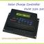 ตัวควบคุมการชาร์จแบตเตอรี่ แบบ PWM ขนาด 20A 12/24V (WLS) thumbnail 1