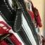 กระเป๋าสะพาย Chalita wu สีขาวแดง ลายรถ thumbnail 6