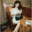 พร้อมส่ง มินิเดรสสไตล์เจ้าหญิงแสนหวาน thumbnail 18