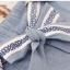 กางเกงยีนส์ทรงกระโปรงน่ารัก มีซับใน ชายแต่งระบายน่ารัก thumbnail 5
