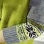 เสื้อคุลมคาดิกันทอลาย กระดุมไม้ สีเขียว(Green) thumbnail 3