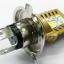 ไฟหน้า LED ขั้ว H4 COB 20W Gold Series thumbnail 2