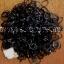 ยางถัก 100% Silicone Loom Band สีดำ 600 เส้น ( #10) thumbnail 1