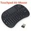 Air Mouse i8 ระบบสัมผัส พร้อมแป้นคีบอร์ด Android - สีดำ thumbnail 1