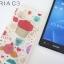 เคส Sony Xperia C3 แบบยางใส ลายการ์ตูน thumbnail 6