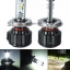 ไฟหน้า LED ขั้ว H4 Cree 4 ดวง 40W Turbo V16 thumbnail 11