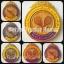 SPINNING MEDAL 7 cm เหรียญหมุน thumbnail 1