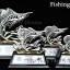 โล่อะคริลิค ปลา 5 ขนาด Fishing Trophy thumbnail 1