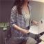 Set MiNi L O V E เสื้อสูท+กางเกง thumbnail 4