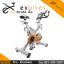 จักรยานออกกําลังกาย Spin Bike ระบบสายพาน รุ่น 884 สีเงิน thumbnail 3