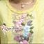 พร้อมส่ง มินิเดรสแฟชั่นปักดอกไม้ช่วงกลางอก thumbnail 3
