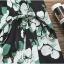 มินิเดรสเชิ้ต แขนกุด ลายดอกไม้ขาว thumbnail 16