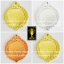 เหรียญรางวัล/กีฬา ติดโลโก้ ML-004 ( 2 Size ) thumbnail 1