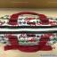 กระเป๋าสะพาย Chalita wu สีขาวแดง ลายรถ thumbnail 3