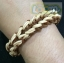 100% Silicone Loom Bands สีเบจ 600 เส้น ( # 23 ) thumbnail 6