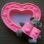 แม่พิมพ์ซิลิโคน รูปหัวใจหมี 60g thumbnail 1
