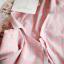 เสื้อเชิ้ตตัวหลวมลายสก๊อตหวานนนน สีชมพู(Pink) thumbnail 5