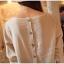 เสื้อระบายลูกไม้น่ารัก สดใสๆ สไตล์ญี่ปุ่น thumbnail 4
