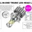 ไฟหน้า LED ขั้ว H4 Cree 3 ดวง 30W thumbnail 3