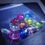 Loom Charms : หัวใจคริสตัล 10 ชิ้น thumbnail 4