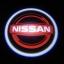 ไฟโลโก้ส่องพื้น Nissan thumbnail 1