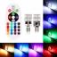 SMD T10 12 ดวง 16 สี พร้อมรีโมทควบคุม thumbnail 1