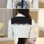 เสื้อเชิ้ต COCO'S KISS สีครีม(Cream) thumbnail 7