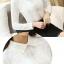 เสื้อเชิ้ตลูกไม้แต่งดิ้นเงิน สีขาว thumbnail 2