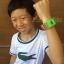Watch Green (ตัวเรือนนาฬิกาข้อมือสีเขียว แบบตัวเลข ดิจิตอล สำหรับ ยางถักLoom Bands) thumbnail 3