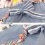 กางเกงยีนส์ทรงกระโปรงน่ารัก มีซับใน ชายแต่งระบายน่ารัก thumbnail 3