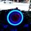 สปอร์ตไลท์ โปรเจคเตอร์ LED มีไฟขอบ thumbnail 3