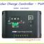 ตัวควบคุมการชาร์จแบตเตอรี่ แบบ PWM ขนาด 10A 12/24V (C) thumbnail 1