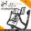 จักรยานออกกําลังกาย Spin Bike ระบบสายพาน รุ่น 884 สีเงิน thumbnail 5