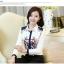 เสื้อเชิ้ต COCO'S KISS สีขาว(White) thumbnail 3