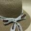 หมวกปีกกว้าง ทรงระฆังคาดเชือกลายลูกไม้ thumbnail 2