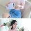 เสื้อคอป่านระบายผูกโบว์ลุคหวาน สีชมพู thumbnail 4
