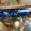 กันร้อนท่อ wave 125 i สีน้ำเงินลาย รุ่นหนา thumbnail 2