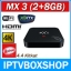 Hibox MX3 - Android box 2.0 UltraHD 4K 2G/8G thumbnail 1
