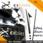 จักรยานออกกําลังกาย Spin Bike ระบบสายพาน รุ่น 882 สีขาว thumbnail 8