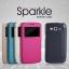 เคสฝาพับ Galaxy Grand 2 ของ Nillkin Sparkle - สีฟ้า thumbnail 5